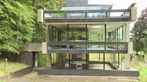Architect Peter Womersley's work celebrated