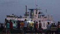 Barco naufraga frente a las costas de Egipto: hay más de 40 muertos