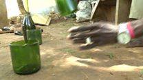 Abadilisha chupa kuwa glasi ya maji Kenya