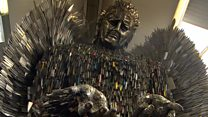 This is Knife Angel