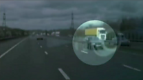 Horror smash after car drives wrong way on M20