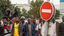 Where France will put Calais migrants