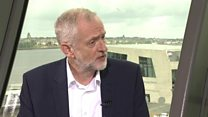 Corbyn: 'There's a thirst for change'