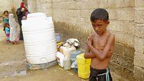 Vítimas da guerra, 1,5 milhão de crianças passam fome no Iêmen