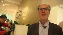 Turner Prize exhibition tour - in 60 secs