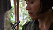 Kadın FARC gerillası: Bazen tek şansımız kürtajdı