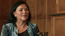 Outlander author 'feels ghosts of Culloden'