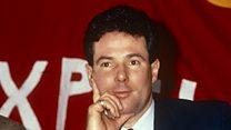 Derek Hatton returns to Labour conference