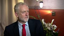Corbyn: 'We can win support in Scotland'