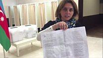 Рефендум в Азербайджане: 29 вопросов на бюллетене формата А2