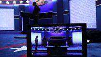 Теледебаты в США: политика и шоу-бизнес в одном флаконе