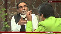 اختلاف نظرهای عبدالله عبدالله و اشرف غنی سوژه طنزهای سیاسی افغانستان
