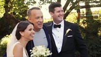 Том Хэнкс затесался на свадьбу к незнакомцам