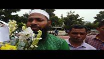 ঢাকায় কবি সৈয়দ শামসুল হককে শেষ বিদায়