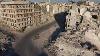 هشدار درباره وضعیت حلب