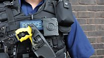 Have body cameras affected police behaviour?