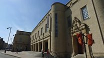 Riba Stirling Prize 2016 shortlist: Weston Library, Oxford