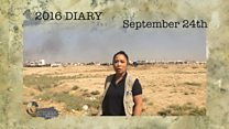 Iraq video diary: All that IS has left behind