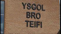 Taith o amgylch ysgol newydd Bro Teifi yn Llandysul