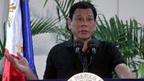 Duterte compares drug war to Holocaust