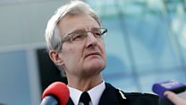 Clash over police chief resignation demand