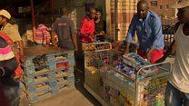 Zimbabwe's import ban fuels smugglers