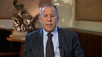 US 'planned to spare Nusra' - Lavrov
