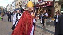 Oxford bishop inauguration