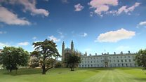 Capability Brown's unrealised vision for Cambridge