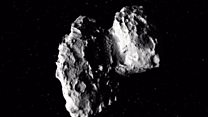 پایان یک ماموریت فضایی تاریخی