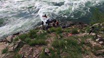 Dam threatens Ugandan tourist hotspot