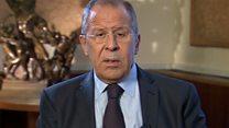 روسیه آمریکا را به حمایت از گروههای شورشی در سوریه متهم کرد
