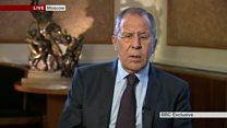 ТВ-новости: Сергей Лавров – о расследовании по MH17 и действиях России в Сирии