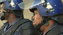 Afrique du Sud : colère des étudiants