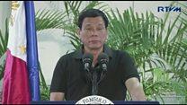 گفته های جنجال برانگیز رئیس جمهوری جدید فیلیپین