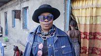 Being a woman dandy in Kinshasa