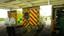 A day at the Royal Blackburn Hospital