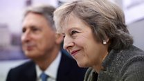 May vows 'to be ambitious' in Brexit talks