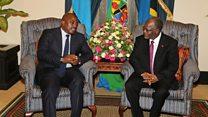 Kabila: Hali ni shwari DR Congo