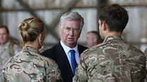 Fallon: Troops will get legal certainty