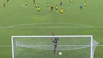 El dramático final que decidió el espectacular gol de la venezolana Denya Castellanos