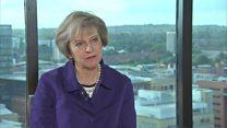 May: UK economy is fundamentally strong
