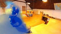 Skate park house up for sale