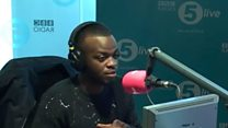 George the Poet: We should have the 'language' to talk about mental health
