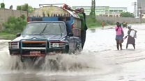 Inundaciones, deslaves, muertes: la estela de destrucción dejada por el huracán Matthew tras pasar por el Caribe