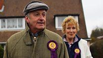 Hamilton: 'Horror story' if I became UKIP leader
