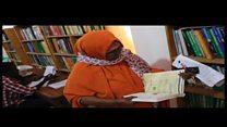 Gayre, mwanamke mwenye ndoto kuu Somalia