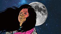 एसिड अटैक की कहानी पर कॉमिक बुक