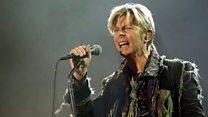 Aprende inglés: muestran por primera vez la colección de arte de David Bowie