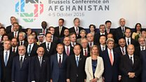 تعهد بیش از ۷۰ کشور برای ثبات و پیشرفت افغانستان